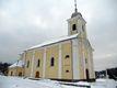 Kostol Petrovice - čistenie podkrovia od guána