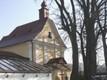 Čistenie kostola v Jasení